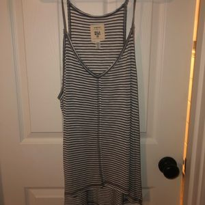 Striped Billabong Tank Top Shirt!!!